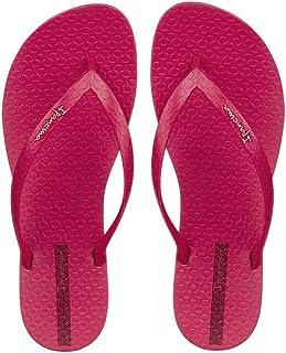 Ipanema Womens Classica Wave FEM Flip Flops/Sandals-Pink