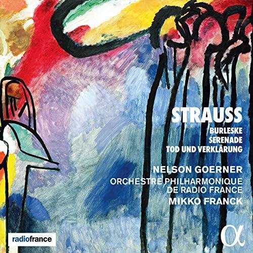 Orchestre Philharmonique de Radio France, Mikko Franck & Nelson Goerner