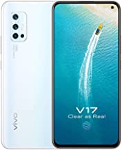 Vivo V17 (Galcier ice White, 8GB RAM, 128GB Storage) with No Cost EMI/Additional Exchange Offers