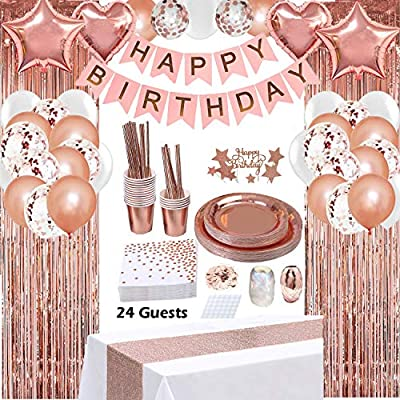 party decorations for women