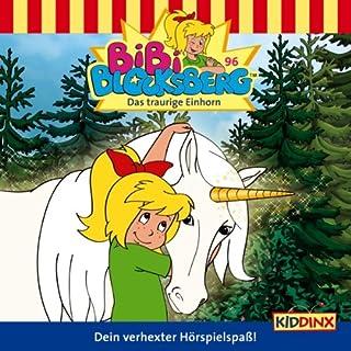 Das traurige Einhorn audiobook cover art