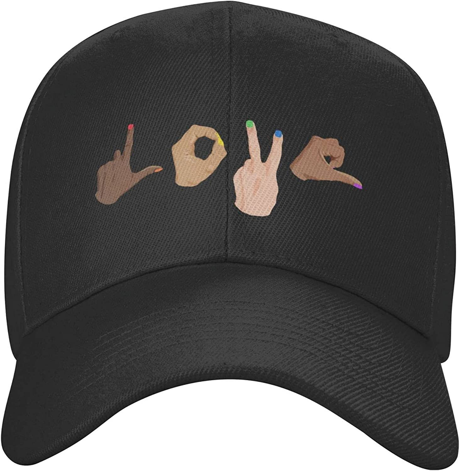 carati Pride Power Hat for Men and Women Adjustable Fashion Cap for Adults Baseball Cap