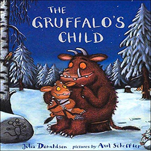 Gruffalo's Child audiobook cover art