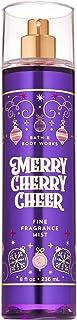 Bath & Body Works MERRY CHERRY CHEER Fragrance Mist, 8 fl oz / 236 ml