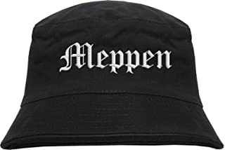 HB_Druck MEPPEN Fischerhut - Bucket Hat - Bestickt -