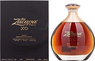 Ron Zacapa Centenario XO Solera Gran Reserva Especial 40,00% 0,70 Liter