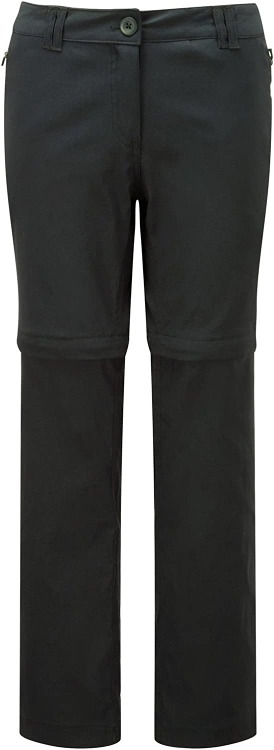 Craghoppers Ladies Kiwi ProStretch Trousers to Shorts