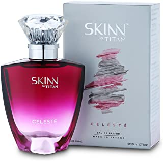 Skinn Celeste Perfume for Women, 50ml