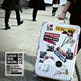 "LEGO BIG MORL BEST ALBUM ""Lovers, Birthday, Music"""