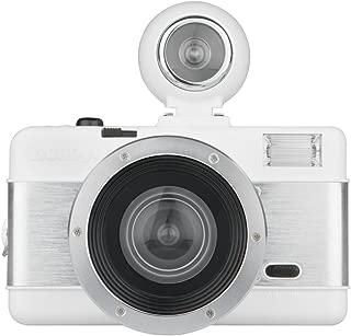 Lomography Fisheye No. 2 White 35mm Film Camera