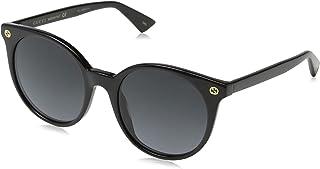 Gucci GG0091S Round Sunglasses 52 mm
