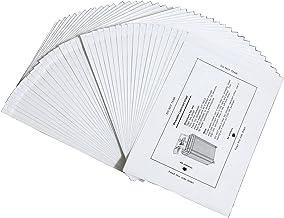 Sponsored Ad - EVNSIX 40 Pack Paper Shredder Sharpening Lubricating Shredder Sheets Lubricant Sheets photo