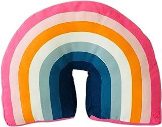 Rainbow Fox Arco Iris Almohada En Forma de U Almohadas Asiento Silla Espalda Amortiguar Niños Viajar para Niños Cuarto de Jugar