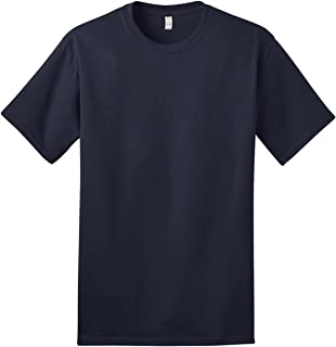 Port & Company Men`s Essential 100% Organic Ring Spun Cotton T