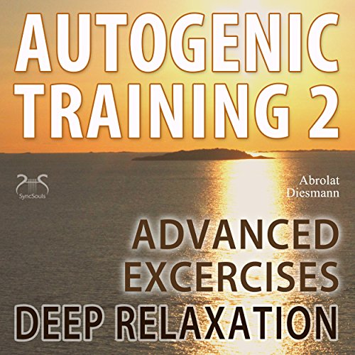 Autogenic Training 2 audiobook cover art
