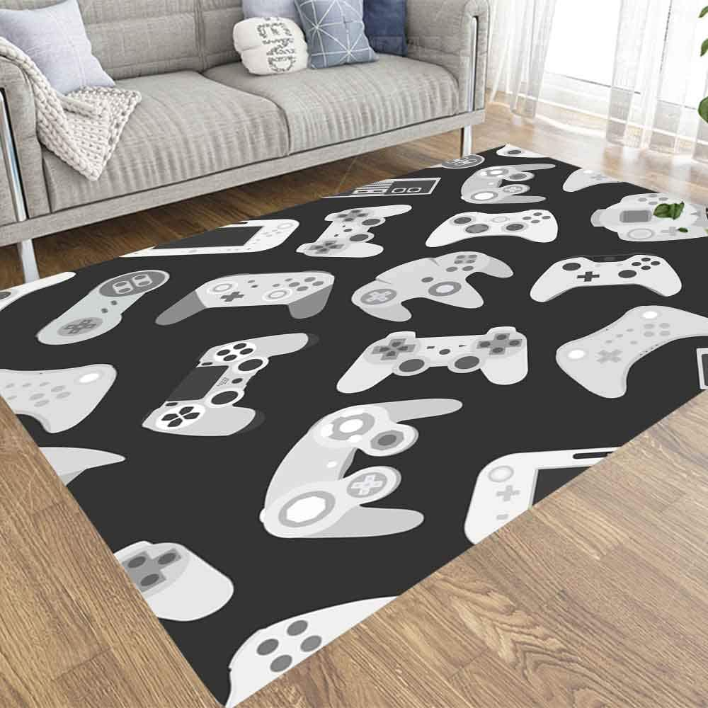 EMMTEEY 5x7 Farmhouse Area Rug of Outdoor Kids Girls Indoor Special Campaign Boys Max 69% OFF