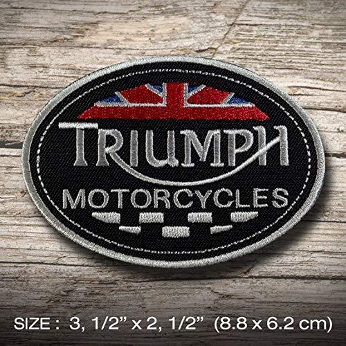 LipaLipaNa MotoGuzzi Iron On Sew On Biker Patch BadgeDistintivo Ricamato Applicazioni Il Ferro sulla Toppa Patch Accessorio per Souvenir Applique