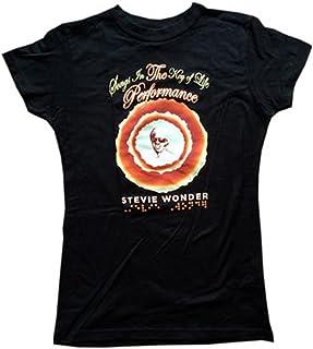 公式/オフィシャル StevieWonder/PERFORMANCE WOMEN ブラック Sサイズ