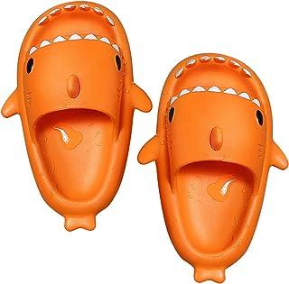 Tiburón verano Zapatillas infantiles Zapatos para niños niños niño bebé al aire libre dibujos animados impresión lindos ta...