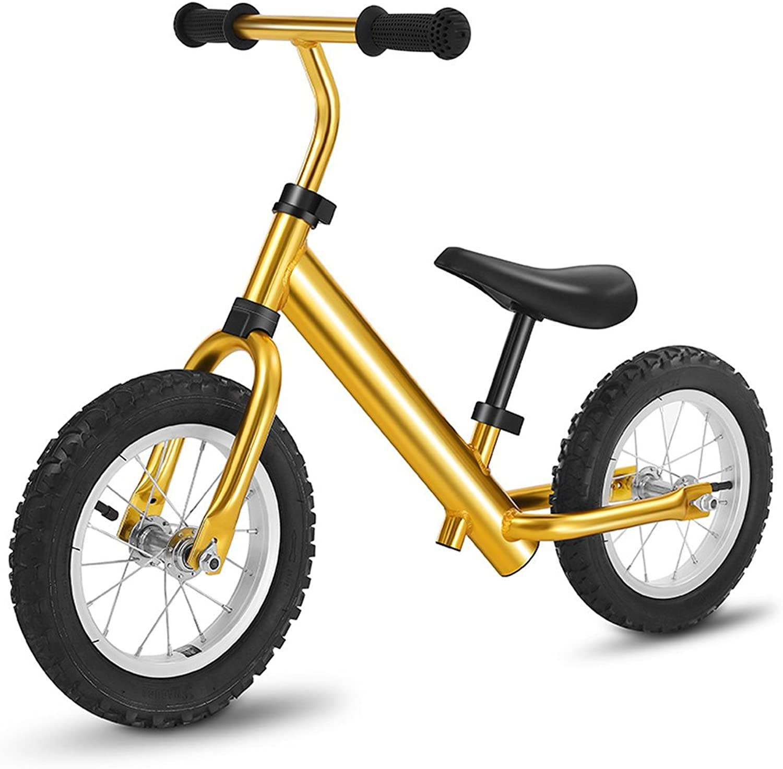 marcas en línea venta barata Xiaoping Balance Bike Sports No Pedal Walking Bicycle Bicycle Bicycle con Manillar Ajustable y neumático (Color   amarillo)  envío gratuito a nivel mundial