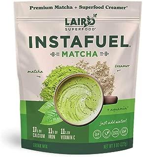 Laird Superfood Instafuel Matcha Plus Creamer 8oz
