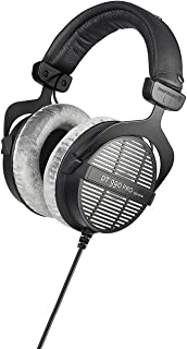 Beyerdynamic 459038 DT 990 PRO Over-Ear Studio Headphones, Black