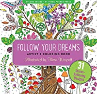Follow Your Dreams Artist's Coloring Books (Studio: Artist's Coloring Books)