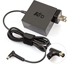 KFD 19.5V 2A AC Adapter for Sony VAIO TAP 11 SVT112 SVT11213CXW,VAIO Fit13A SVF13N,ADP-45DE B,VGP-AC19V74,VGP-AC19V73,SVT1...