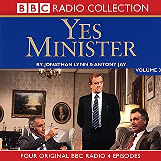 Yes Minister, Volume 3 cover art