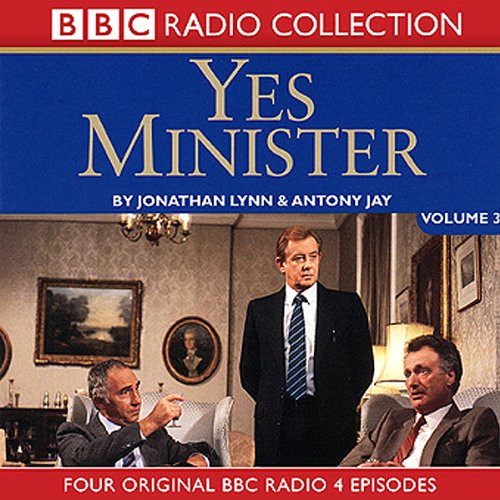 Yes Minister, Volume 3 cover art