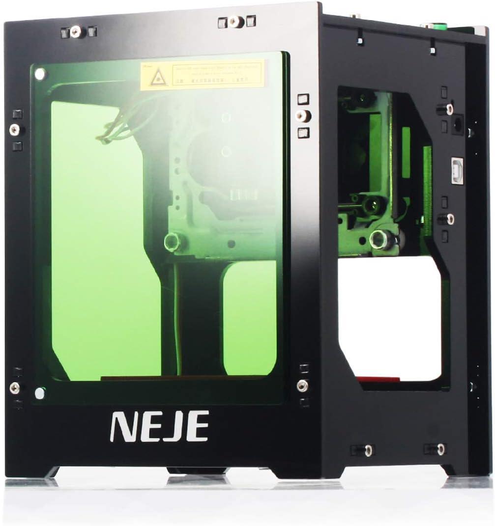 Upgraded 3000mW High Power Laser Engraver Printer, Professional