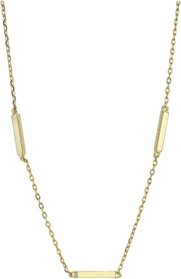 Bar Multi Necklace