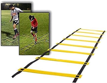 490c54e881 CAMTOA 9-rung Agility Ladder Speed ladder Training ladder for Soccer