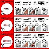 Zoom IMG-2 fischer kit duopower valigetta 80