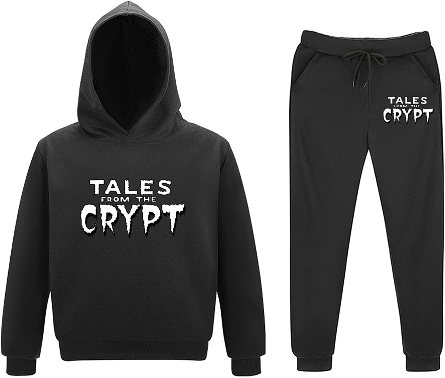 5-11Y Tal-es from The Crypt Little Sweatsuits Recommended Girls At the price of surprise 2 Boy Piece
