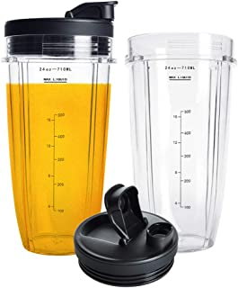 Best ninja professional replacement cups Reviews