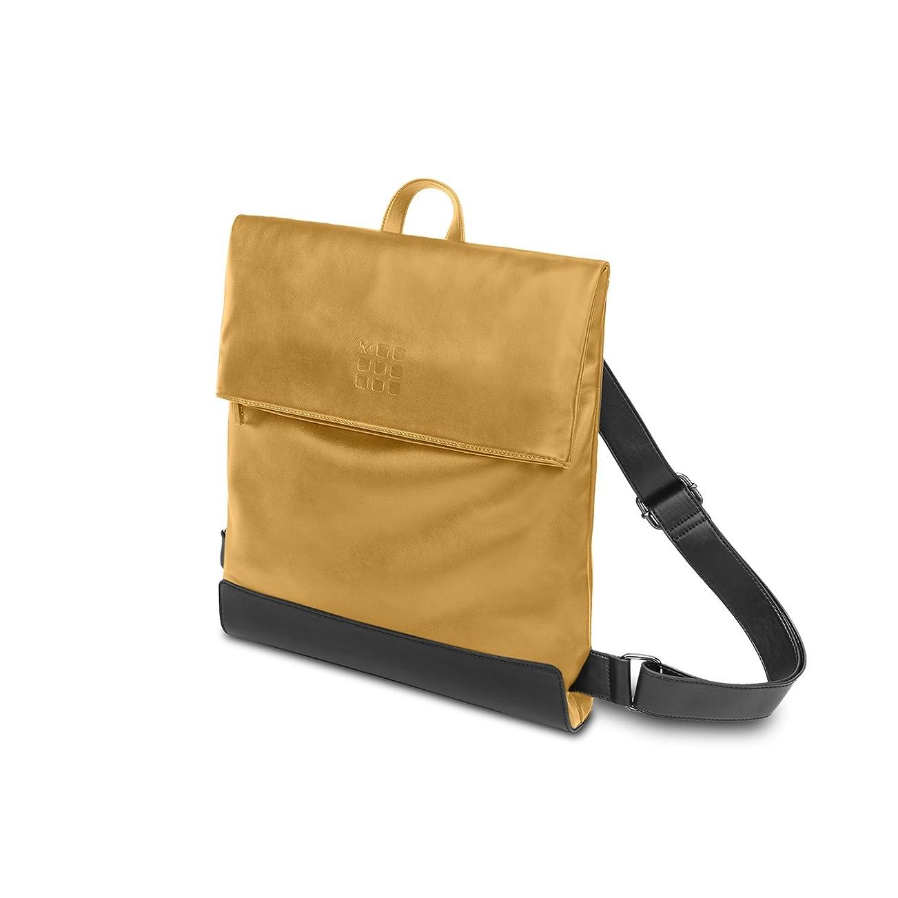 封筒と組む聖書[モレスキン] モレスキン バッグ クラシックフォールドオーバーバックパック ET86UFBKM3 マスタードイエロー