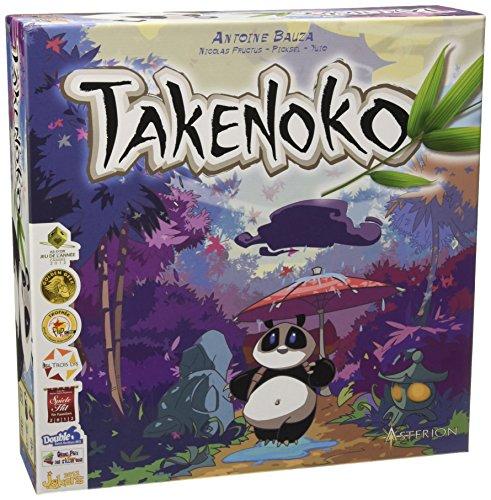 Asmodee- Takenoko 8130 - Juego de Mesa