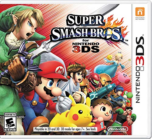 Super Smash Bros. - Nintendo 3DS (Renewed)