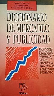 Diccionario de mercadeo directo inglés-español (Spanish Edition)
