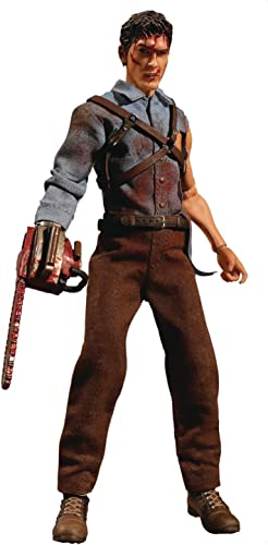 Evil Dead 2 One 12 Collective 6-Inch Action Figure - Ash