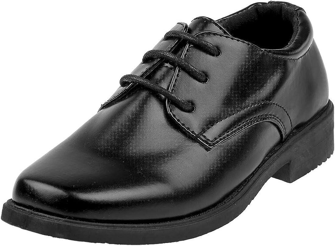 Josmo Boys Classic Oxford Casual Dress Shoe