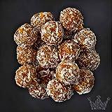 Trockenfruchtkugeln, 'SnegBalls', Exotic, ohne Zuckerzusatz, 130g , Energiebällchen, zum Naschen - Bremer-Gewürzhandel Genuss leben.