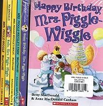 Mrs. Piggle-Wiggle 5-Book Collection: Mrs. Piggle-Wiggle, Hello Mrs. Piggle-Wiggle, Mrs. Piggle-Wiggle's Magic, Mrs. Piggl...