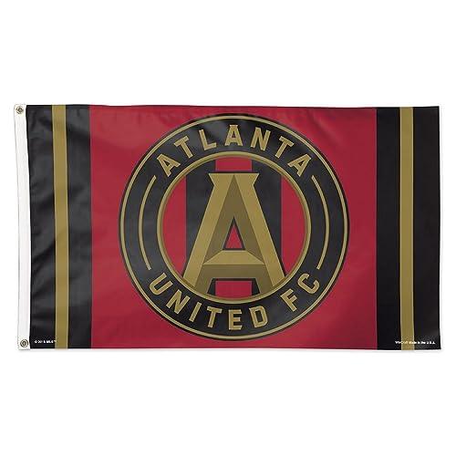 Wincraft Soccer Atlanta FC 15190115 Deluxe Flag, ...