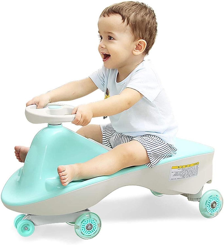 punto de venta de la marca CQH Triciclo Triciclo para Niños no no no Pedal deslice el Andador del bebé antivuelco Juego de Cochega Entre Padres e Hijos con 100 kg 2-4 años de antigüedad Regalo de cumpleaños  despacho de tienda