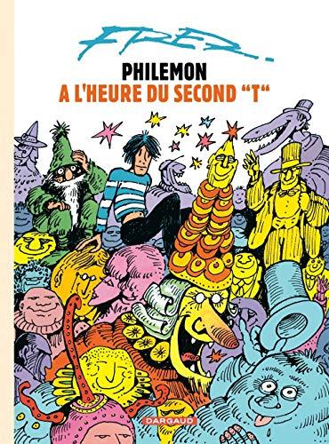 Philémon - tome 8 - Philémon à l'heure du second T