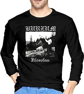 Burzum 'Hvis Lyset Tar OSS' Long Sleeve Shirt