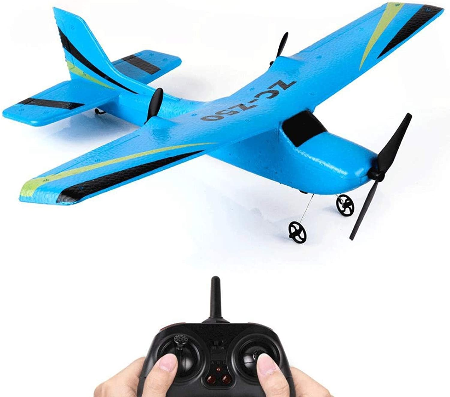 AXJJ RC Aeroplane Flying Glider Z50 Gyro RTF Remote Control EPP Foam Wingspan Aircraft Helicopter Micro Plane Airplane Toy