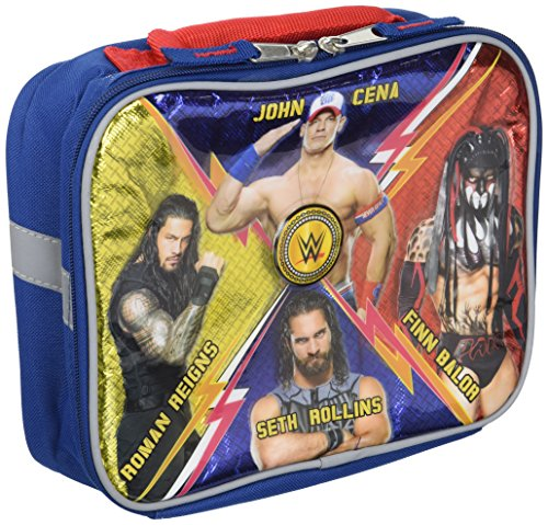 WWE Powered Insulated Lunch Box